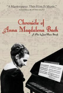 The Chronicle of Anna Magdalena Bach (1968) Poster